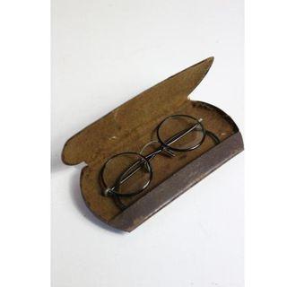 Gafas de principios del siglo XX