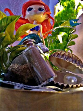 Cupula ariel la sirenita