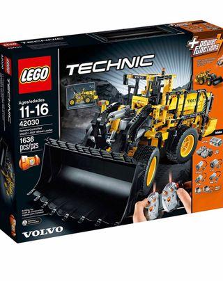 Lego Technic Volvo L350F