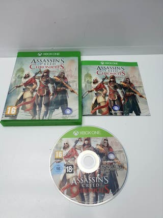 Juego Xbox One Assassins Creed Chronicles