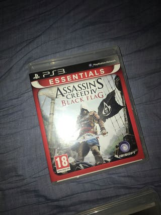 Assasins creed black flag ps3