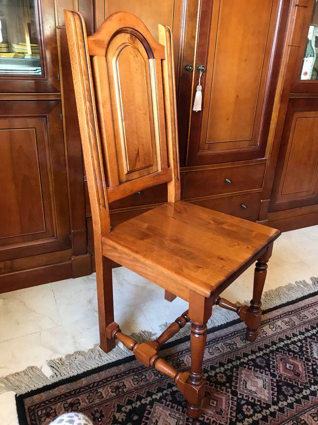 Conjunto muebles salón