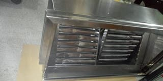 extractor industrial.campana extractora industrial