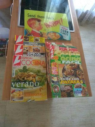 Madrid Wallapop Cocina Revistas En Mano Segunda De Y7byf6g