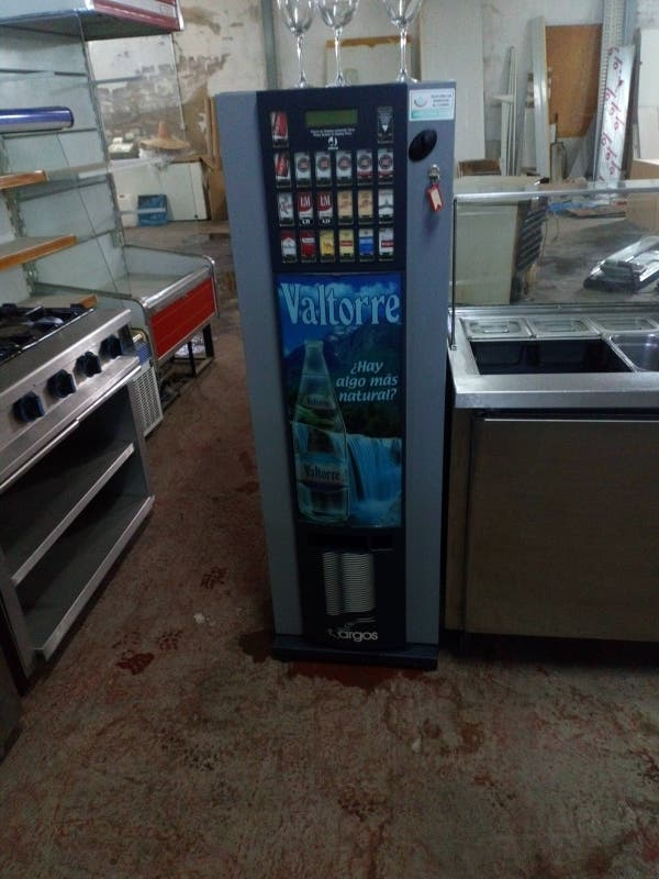 máquina de tabaco 19canales