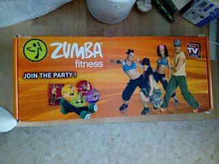 Vendo Zumba Fitness