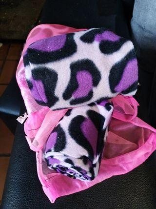 vendas leopardo rosas caballos