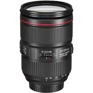 Canon 5D MarkIII + 24-70 F2.8 USM2 + Empuñadura