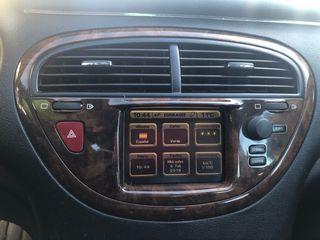 Consola panel de control PEUGEOT 607