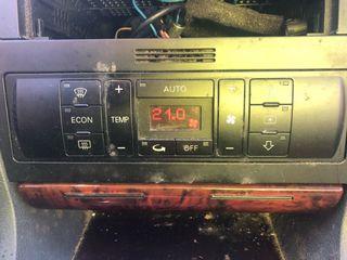 Consola Climatizador AUDI A4 AVANT