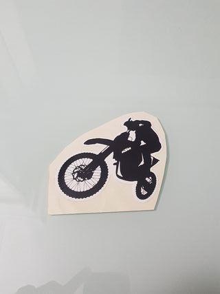 1 Pegatina KTM