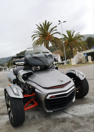 CAN-AM SPYDER F3 T LIMITED 2017