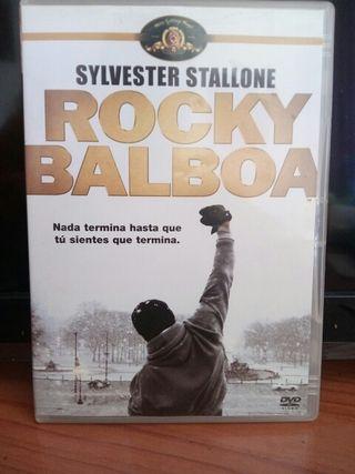 ROCKY BALBOA PELÍCULA DVD