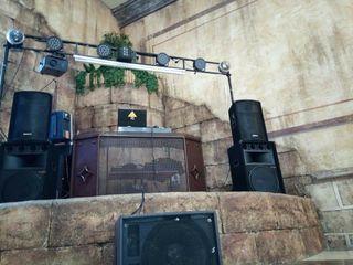 alquiler de equipos de sonido y iluminación