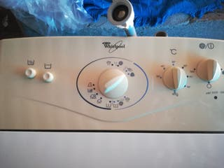 lavadora whirlpool de carga superior