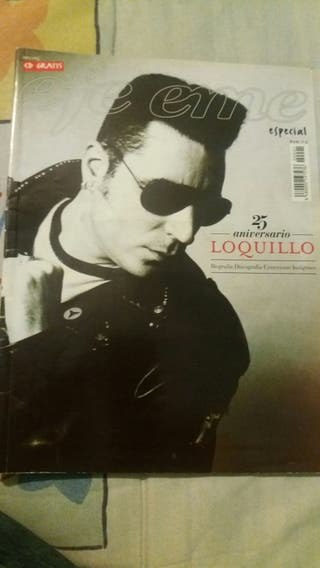 Revista Efe Eme.Loquillo.