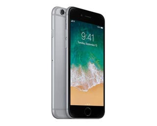 Iphone 6 plateado