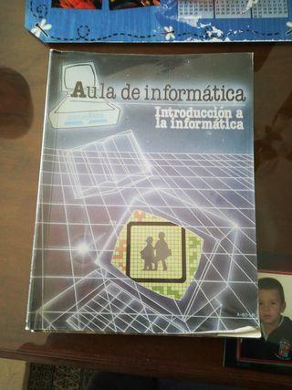 2 libros aula informatica