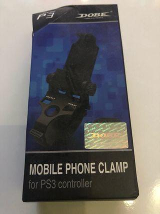 Clip Mobil para mando de PS3