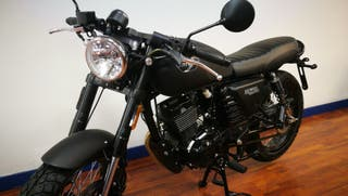 Hanway Raw Cafe Racer 125