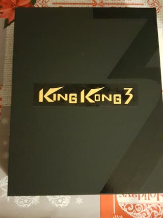 se vende movil king kong 3