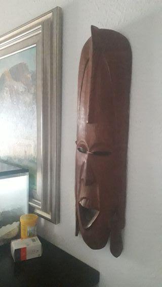 mascara madera