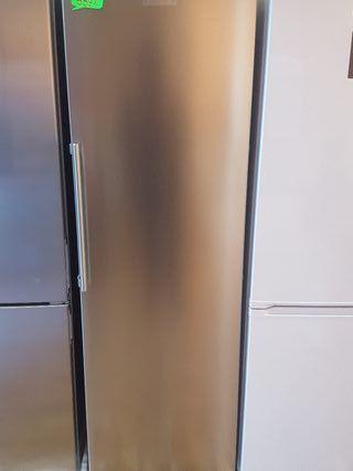 frigorífico inox