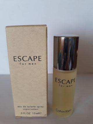 Descatalogado Calvin Mano Perfume Escape 10 De Segunda Por Klein xerWBoQCd