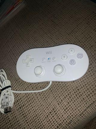 Mando nintendo Wii Wii u mini nes