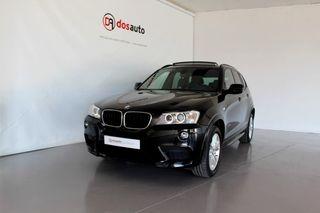 BMW X3 XDRIVE20D 4WD 184 CV AUT PAQUETE M