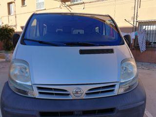Nissan Primastar (adaptada para minusvalidos)