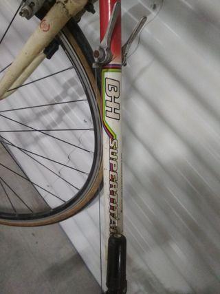Bicicleta clásica Bh Supertitan años 80
