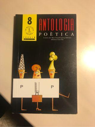 Antología poética. Tándem la bicicleta negra