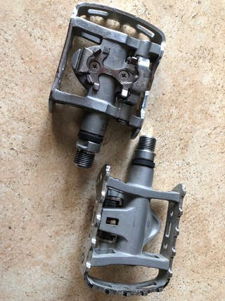 Pedales shimano automáticos PD-M324