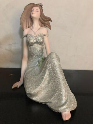 Figura de decoración