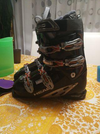 botas ski head edge pro 28.5 mp