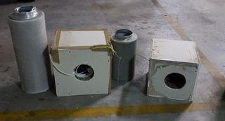 Filtros y extractores