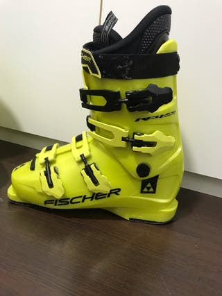 Botas esqui fischer rc4