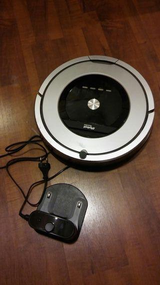 Aspiradora Robot Roombo 886