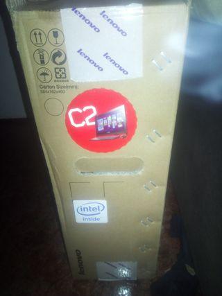 ordenador de sobremesa lenovo todo en uno
