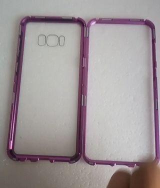 Funda Samsung S8 plus