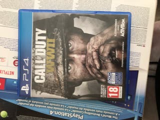 Ps4. Call of duty wwii