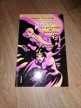 Libro Sally y la princesa de hojalata