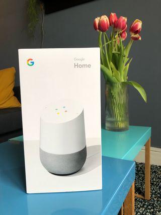 Google Home jamais ouvert