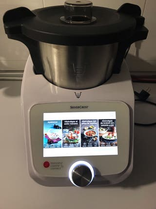 Robot cocina Monsieur Cuisine conect Themomix Lidl