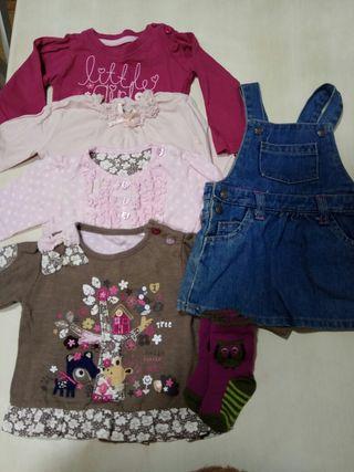 Lote ropa bebe 3-6 meses (68cm)