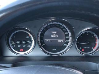 Mercedes C200 2011