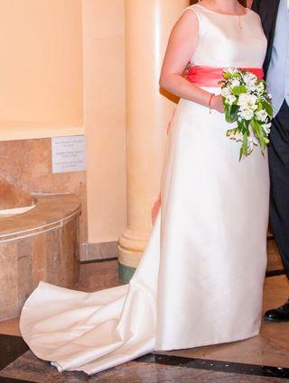 Vestidos de novia usados talla 48