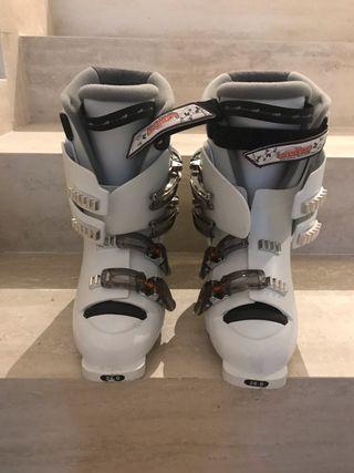 Botas esquí t 38