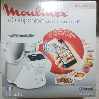 Moulinex Cuisine I-Companion Bluetooth